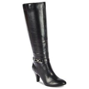 NWB Karen Scott Hulah Knee High Boots